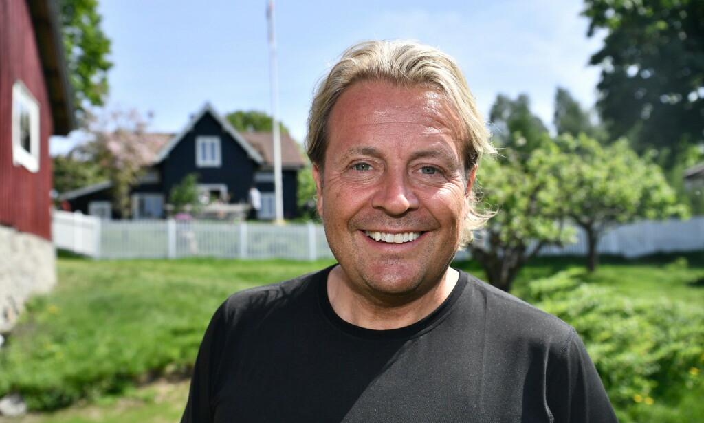 OMSTRIDT: Den tidligere kjendispredikanten Runar Søgaard (51) skaper stadig kontroversielle overskrifter. Selv føler han seg ofte misforstått. Her fra innspillingen av «Farmen kjendis» i sommer. Foto: Lars Eivind Bones / Dagbladet