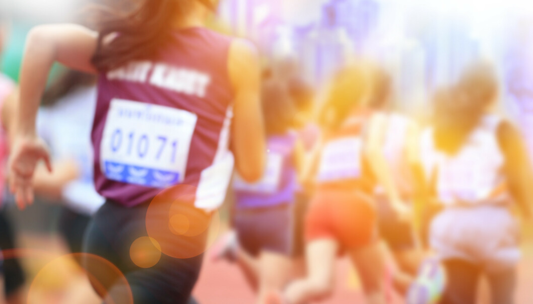 FINNES IKKE MANGE STORE STUDIER: - Det er få gener man for sikkert vet at er knyttet til trening og idrettsprestasjoner, sier Bye. FOTO: NTB Scanpix