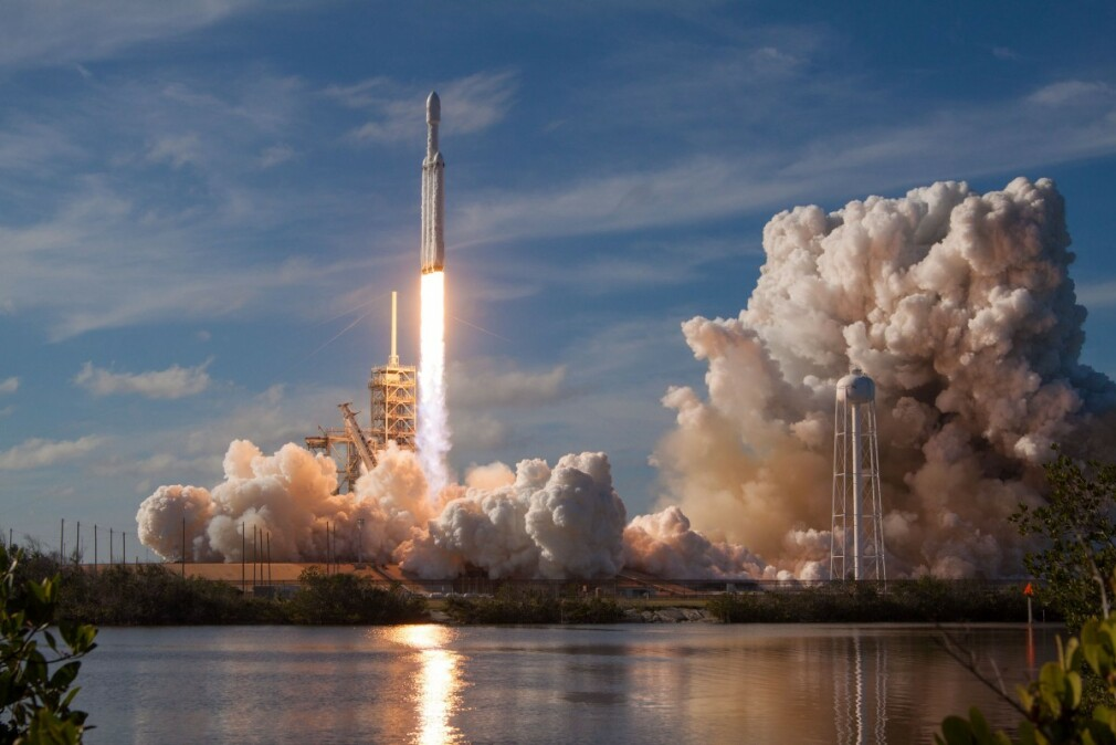 📷: SpaceX for Unsplash