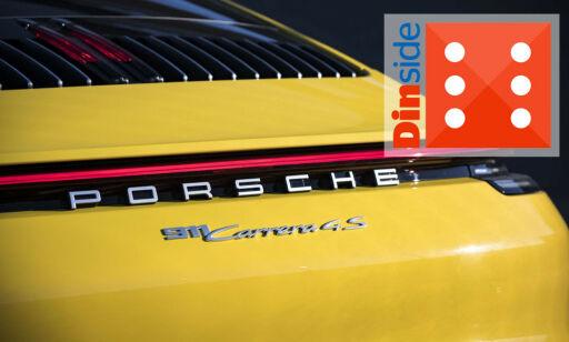 image: TEST: Nye Porsche 911 Carrera 4S