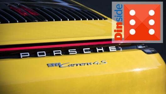 TEST: Nye Porsche 911 Carrera 4S
