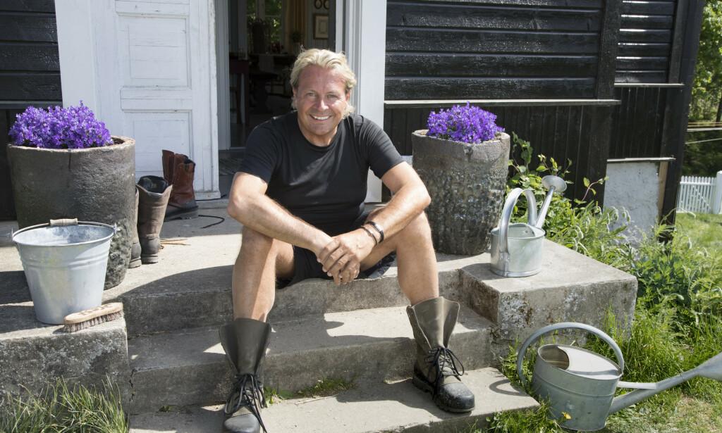 I RETTSLIG TRØBBEL: Runar Søgaard har vært kjent for både svensker og nordmenn i mange år for sine overskrifter. Foto: Morten Eik / Se og Hør