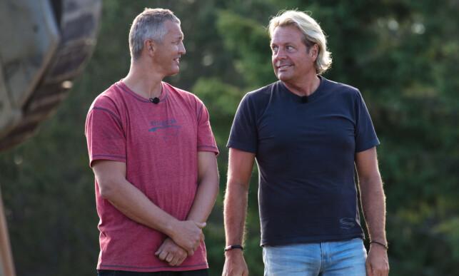 MØTTES TIL DUELL: Ole Klemetsen (47) og Runar Søgaard (51). Foto: Alex Iversen / TV 2