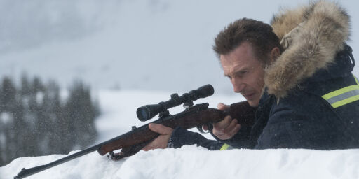 image: - Liam Neeson er en ærlig, skikkelig og jordnær mann