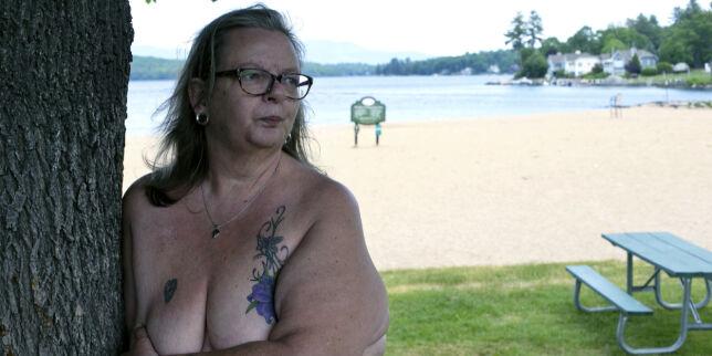 image: «Free the Nipple»-aktivister tapte i retten