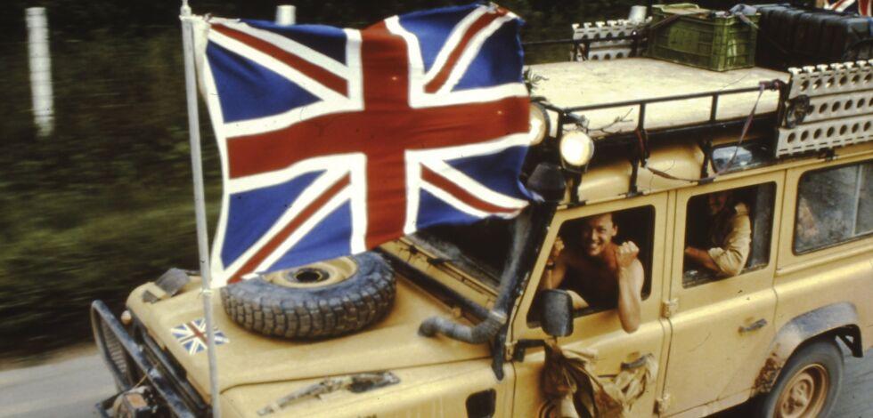 image: Land Rover: Milepæler