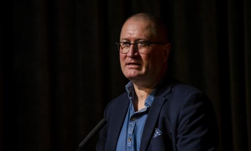 GLAD FOR DRIVKRAFT: Parlamentarisk nestleder Geir Jørgen Bekkevold tror Drivkraft kan bidra til samling av KrF. Foto: Håkon Mosvold Larsen / NTB scanpix