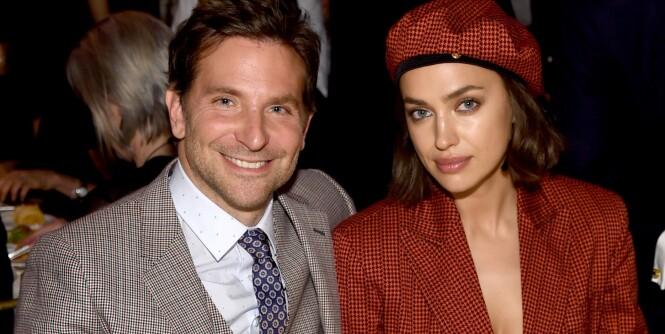 Derfor nekter hun å snakke om forholdet til Bradley Cooper