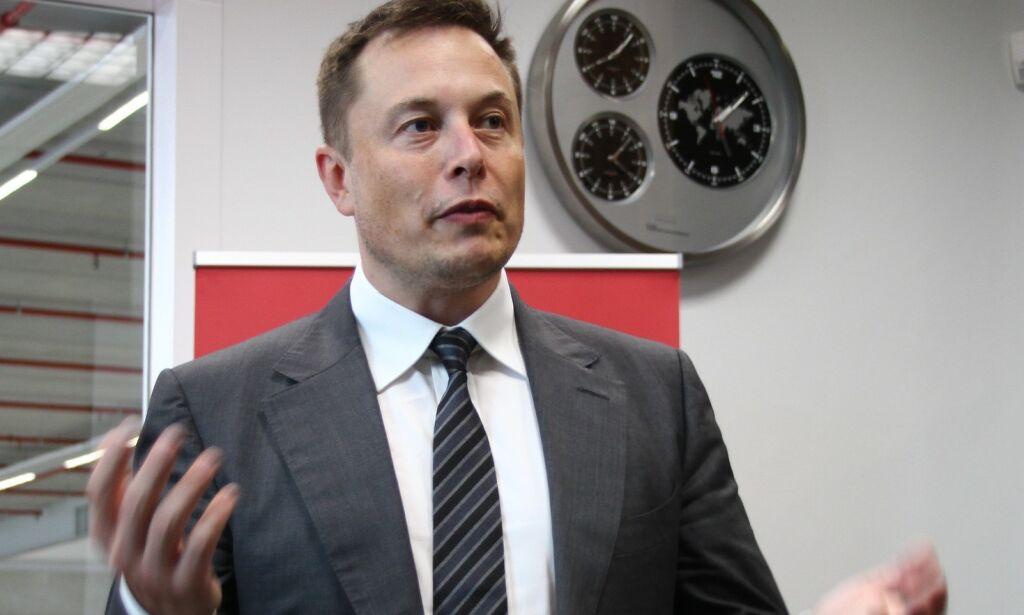 image: Derfor er Elon Musk i Oslo