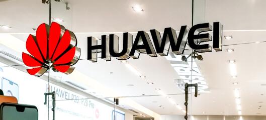 Huawei-grunnlegger: - Legger heller ned selskapet enn å spionere