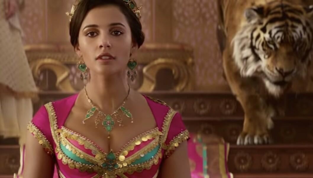 Se den splitter nye «Aladdin»-traileren