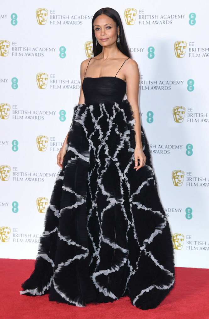 Thandie Newton. Foto: Scanpix