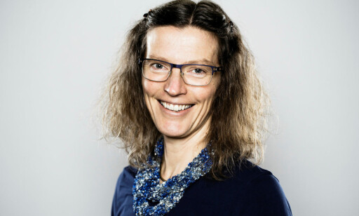 INSEKTFORSKER: Anne Sverdrup-Thygeson er en av Norges framste ressurser på insektsforskning. Foto: Gisle Bjørneby