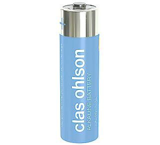 BEST I TEST: Batterier fra Clas Ohlson.