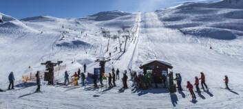 Bruk skiene i helga. Neste uke kan det bli isete