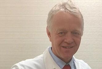 SPENT: Lars Nordsletten er spent på om Bonus Biogroup lykkes med behandlingen. Foto: Privat.