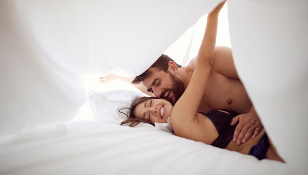 C-PUNKT: Det antas at kun 25 prosent av damer kommer ved inn- og ut sex. Men har du hørt om C-punktet? FOTO: NTB Scanpix