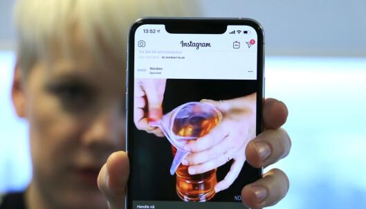 - Instagram har blitt en markedsplass for billig dritt