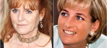 Hevder forholdet til Diana ble ødelagt på grunn av nettroll