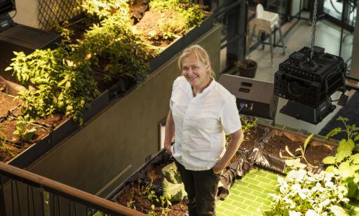 image: Heidi fikk tilsyn mens Michelin var på besøk