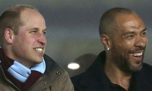 image: Carew letter på sløret om vennskapet til prins William
