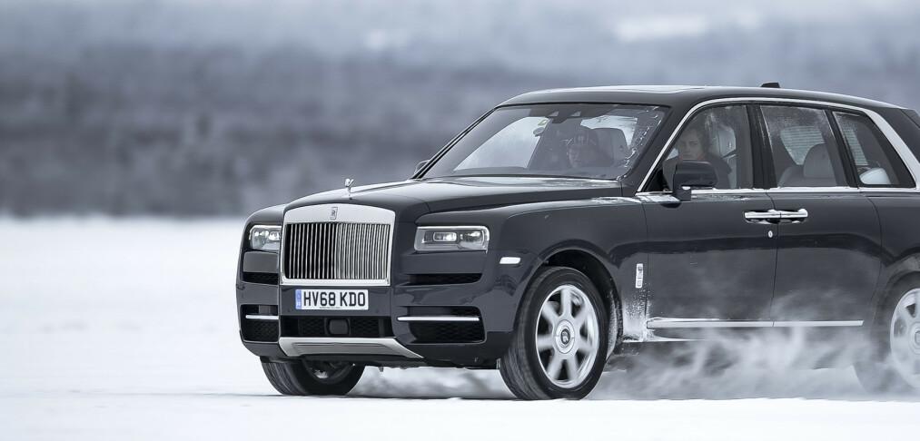 Dinside herjet med Rolls-Royce til 5,5 millioner!