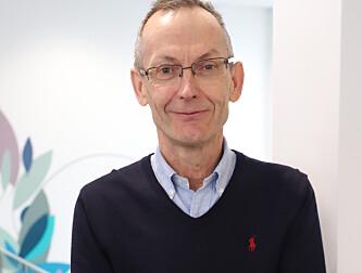 <strong>EKSPERT:</strong> Jøran Hjelmesæth er leder i Nasjonalt råd for ernæring. Foto: Helsedirektoratet