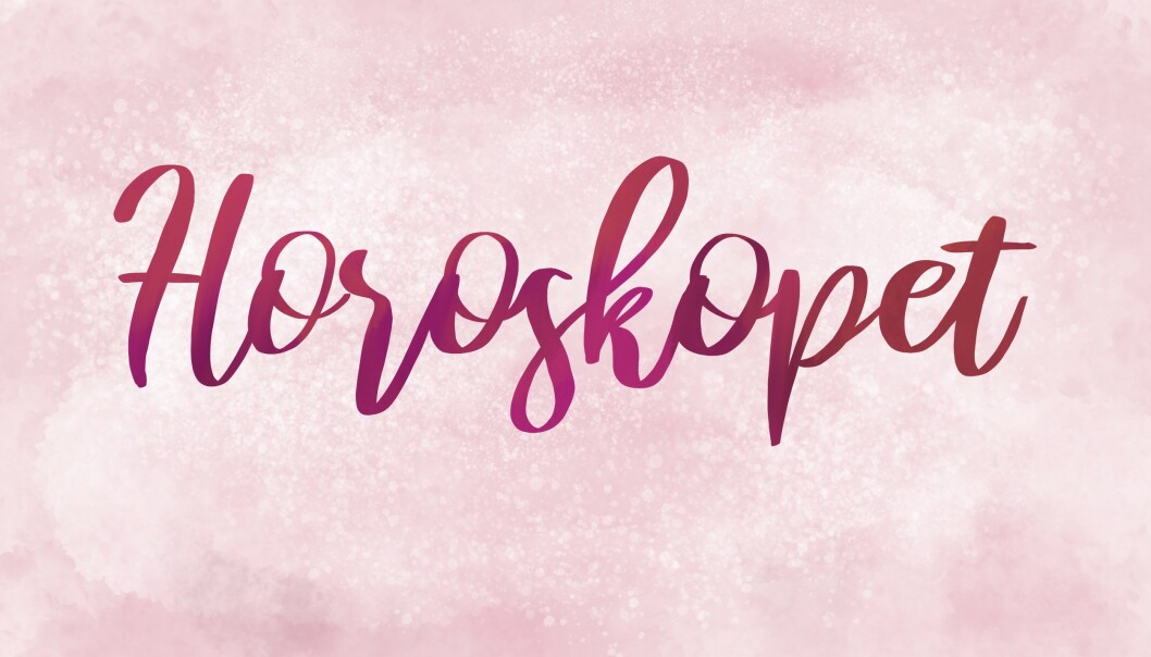 <strong>HOROSKOP:</strong> Horoskopet gjelder for uke 8. ILLUSTRASJON: Kine Yvonne Kjær