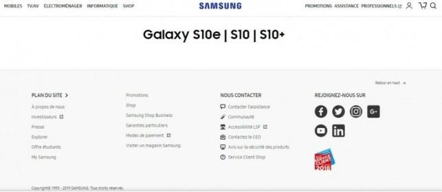 image: Flere detaljer om Samsungs neste flaggskip