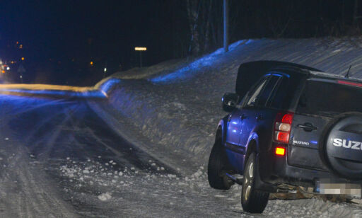 Dramatic car chase - Police fired warning shots
