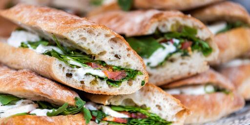 image: Sniklanserte ny mat-tjeneste på Gardermoen
