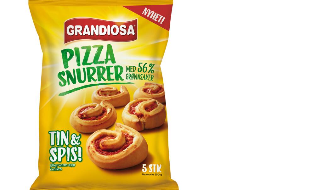 Grandiosasnurrer: - Bedre enn pølse i brød