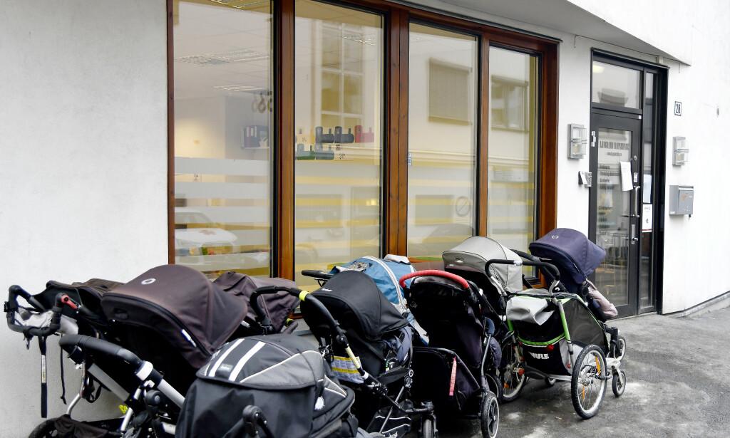 DRO TIL BARCELONA: I disse lokalene på Bislett holder Langaard barnehage til. I 2015 dro barnehagens ansatte på en tur til Barcelona som Bydel St. Hanshaugen i ettertid har slått hardt ned på. Foto: Hans Arne Vedlog.