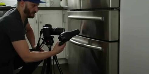 Trikset skal fikse bulken på kjøleskapet