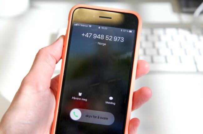 Telenor «straffes» for telefonsalg