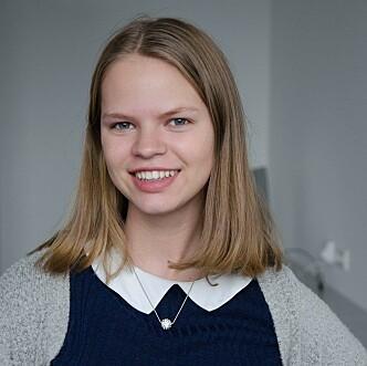 IKKE ET NYTT FENOMEN: Ifølge Tina-Maria Krantz Andersen er det ikke uvanlig at jenter må svare på spørsmål om sex og kropp for å få sitte på med russebusser. FOTO: Privat