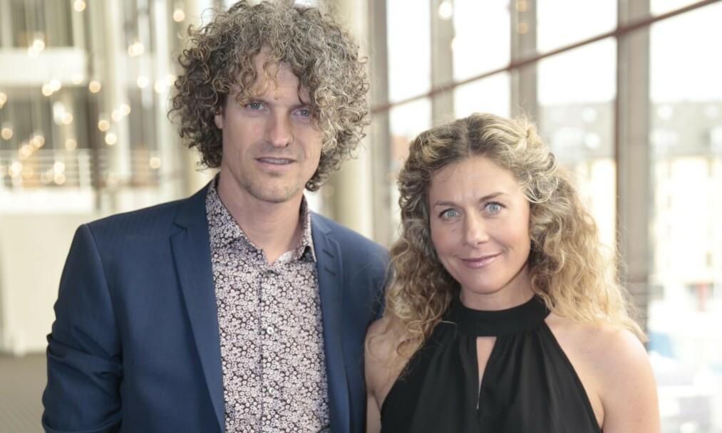 SLUTT: Torsdag ettermiddag skriver Cecilie Skog i sosiale medier at hun og Aleksander Gamme har avsluttet forholdet. Foto: NTB Scanpix