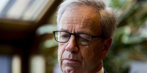 image: Sentralbanksjefen kritiserer regjeringen: - Dette vil bli gjennomskuet