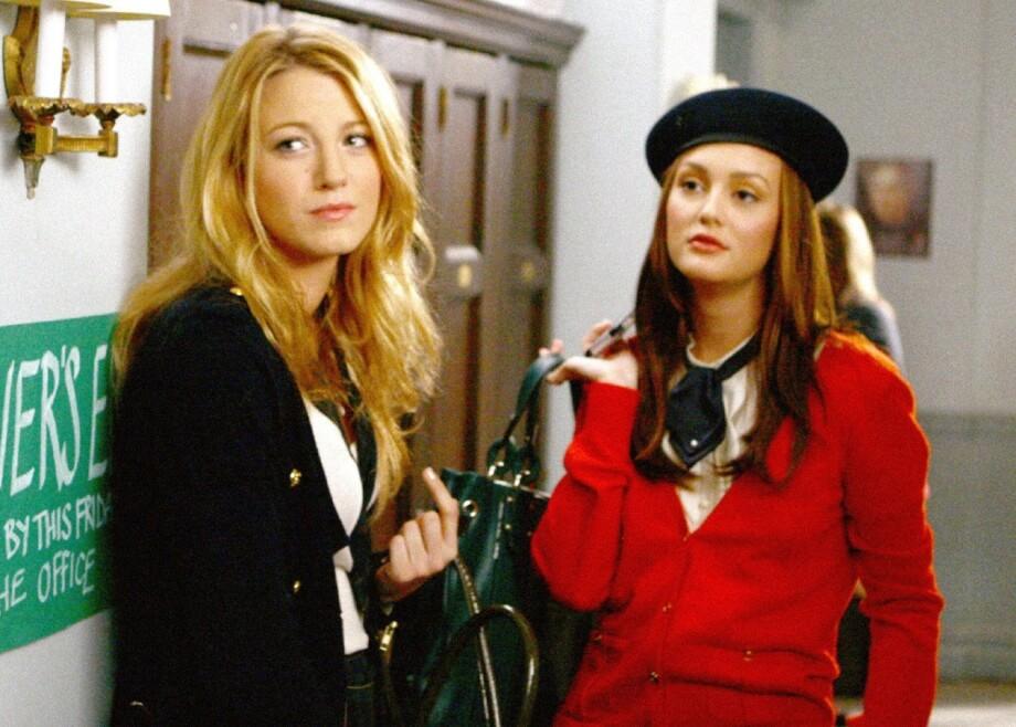 GJENNOMBRUDDET: Både Blake Lively og Leighton Meester fikk sitt store gjennombrudd i «Gossip Girl». Mon tro om serien hadde blitt like populære med to andre kjente fjes i hovedrollen? Dét var nemlig planen... FOTO: Gossip Girl