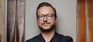 image: Espen Sandberg uten kompisen for første gang