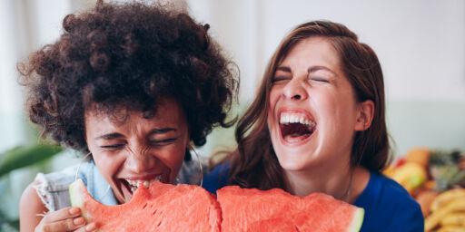 image: Derfor forlenger ikke en god latter livet