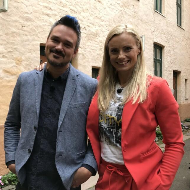 FRA NULL TIL MÅL: Tore Petterson brukte gjerne penger på taxi, mat ute og pyntegjenstander før Sandmæl banket på døra. Det har totalforandret seg nå. Foto: Rune Bendiksen / TV3