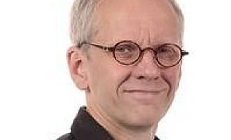<strong>OLE GEORG MOSENG:</strong> Professor i historie ved Universitetet i Sørøst-Norge. Foto: USN.