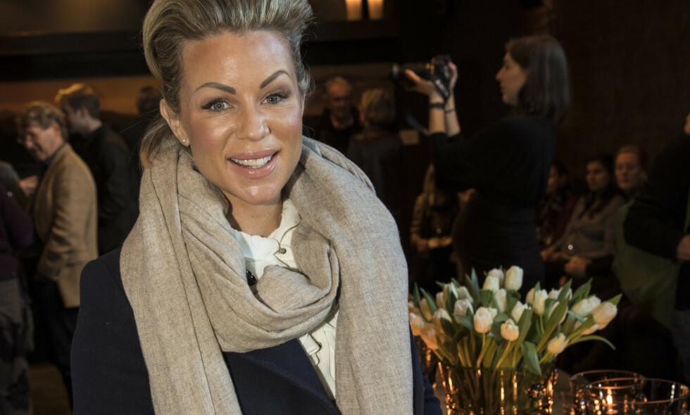 SINGEL: Lene Alexandra bekrefter at hun og forloveden har gått fra hverandre. Foto: Morten Eik