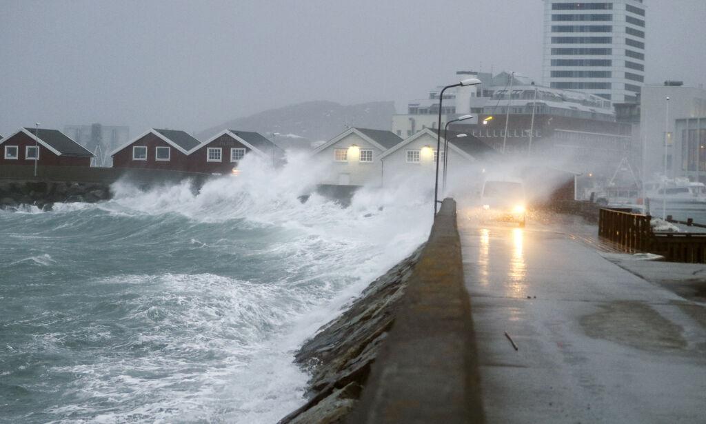 image: Uværet i Nordland forårsaket skader for flere titall millioner