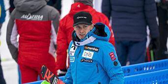 image: - Henrik ville bestemme mer - trener sluttet før VM