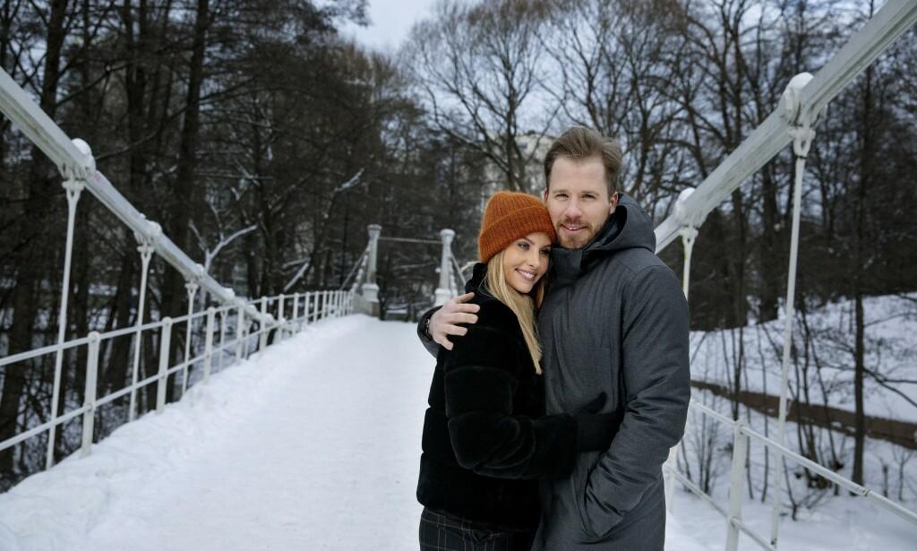 BROHODER: Benedicte Mortensen og Kjetil Jansrud traff hverandre for to år siden. Den ene dagen bodde hun i et jentekollektiv, den neste var hun deltidssamboer med en toppidrettutøver.