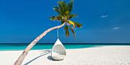 Logg inn og vinn tur til Maldivene for to