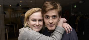 «Heimebane»-Emma om sitt første kyss som fersk skuespiller