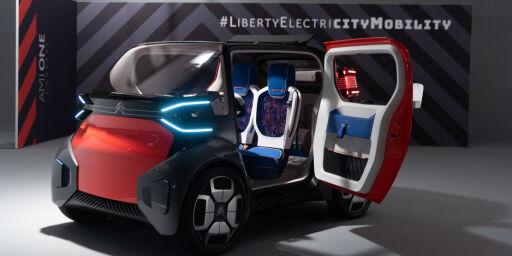 image: Denne elbilen kan kjøres av 16-åringer uten lappen